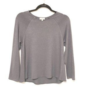 ARITZIA WILFRED FREE 3/4 BLOUSE